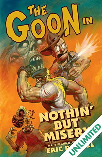The Goon Vol. 1: Nothin' But Misery